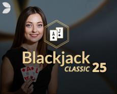 Blackjack Classic 25