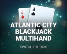 Atlantic City Blackjack Multi Hand