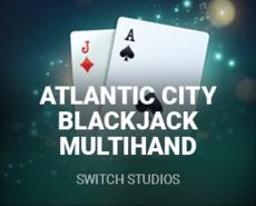 Atlantic City Blackjack Multi Hand