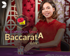 No Commission Speed Baccarat A