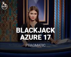 Blackjack 17 - Azure