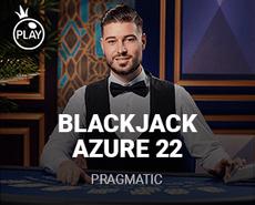 Blackjack 22 - Azure