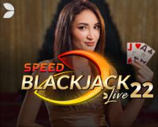 Classic Speed Blackjack 22